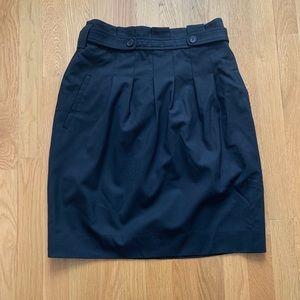NWT BCBGMaxazria High Waisted Skirt Size 6